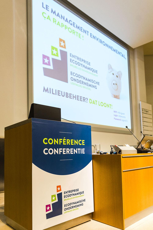 Conférence en management environnemental 2019