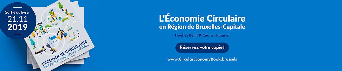 Livre « L'Économie circulaire en Région de Bruxelles-Capitale »